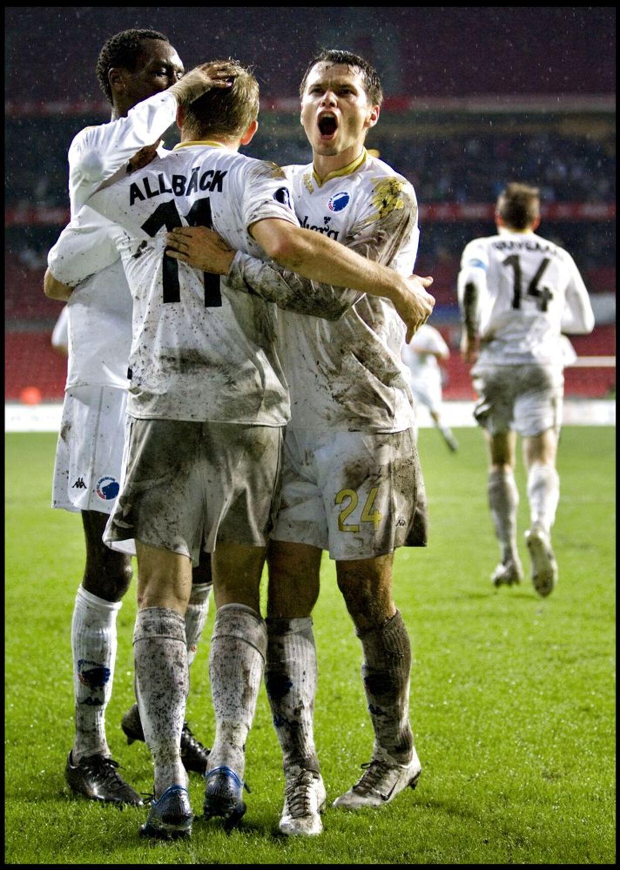 Dansk succes i UEFA-cuppen - 8