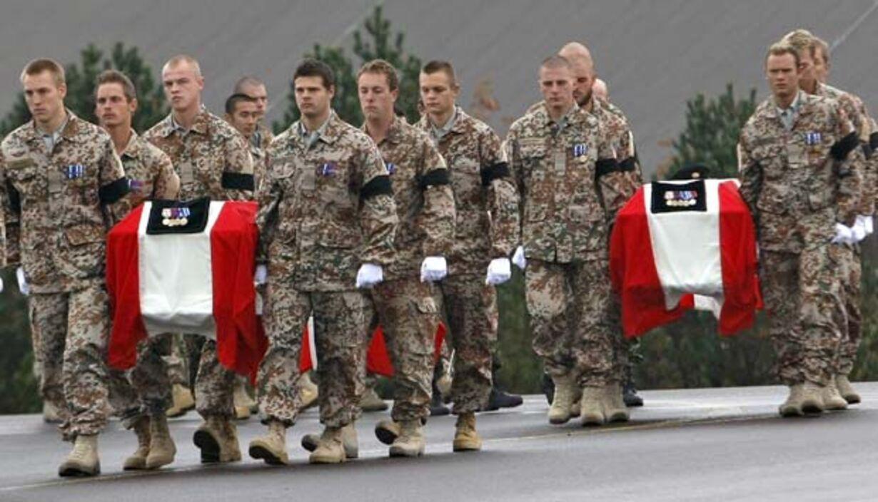 De døde soldater kommer hjem - 6