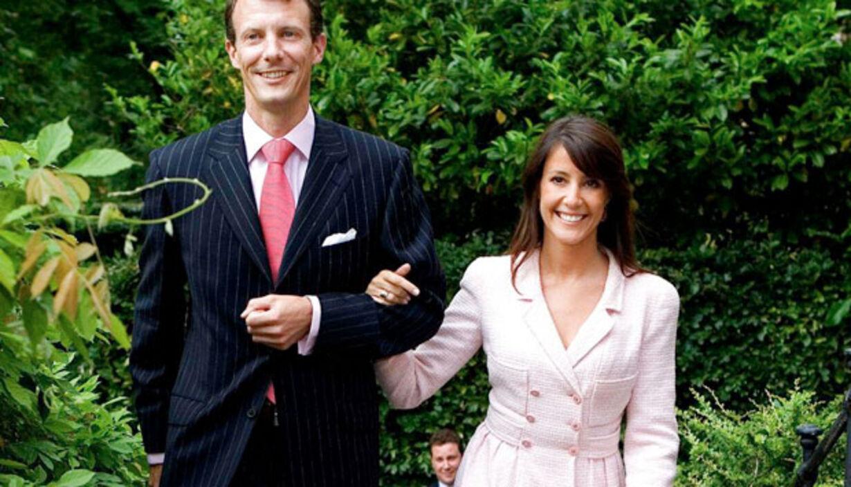 Prins Joachim og Marie Cavallier - 2