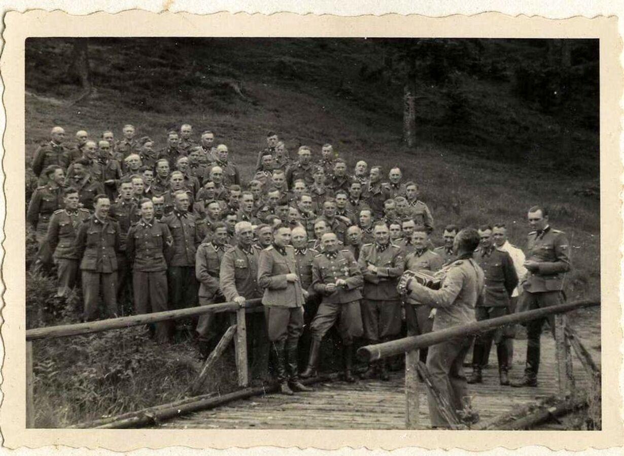Sjældne billeder fra Auschwitz - 2