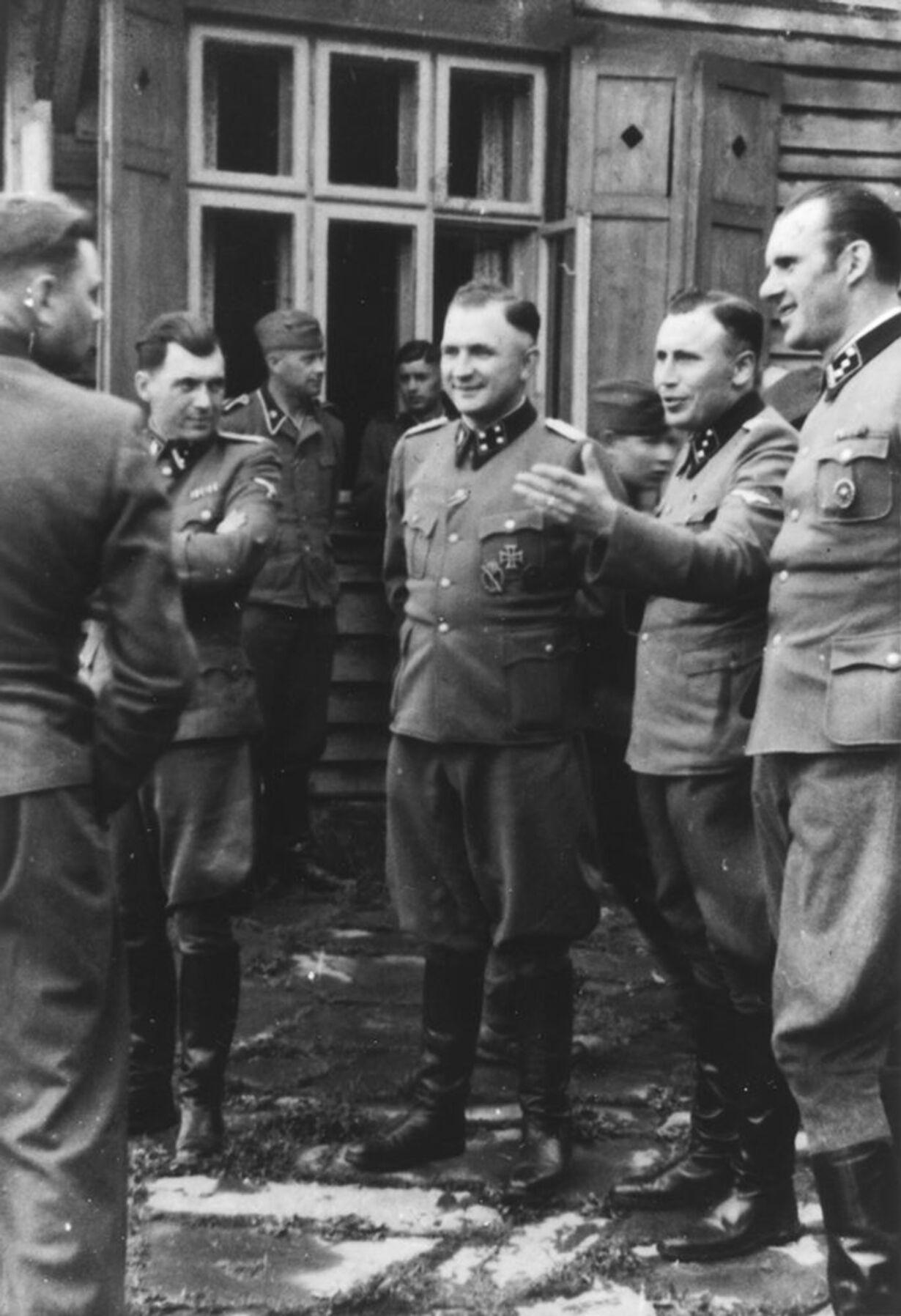 Sjældne billeder fra Auschwitz - 4