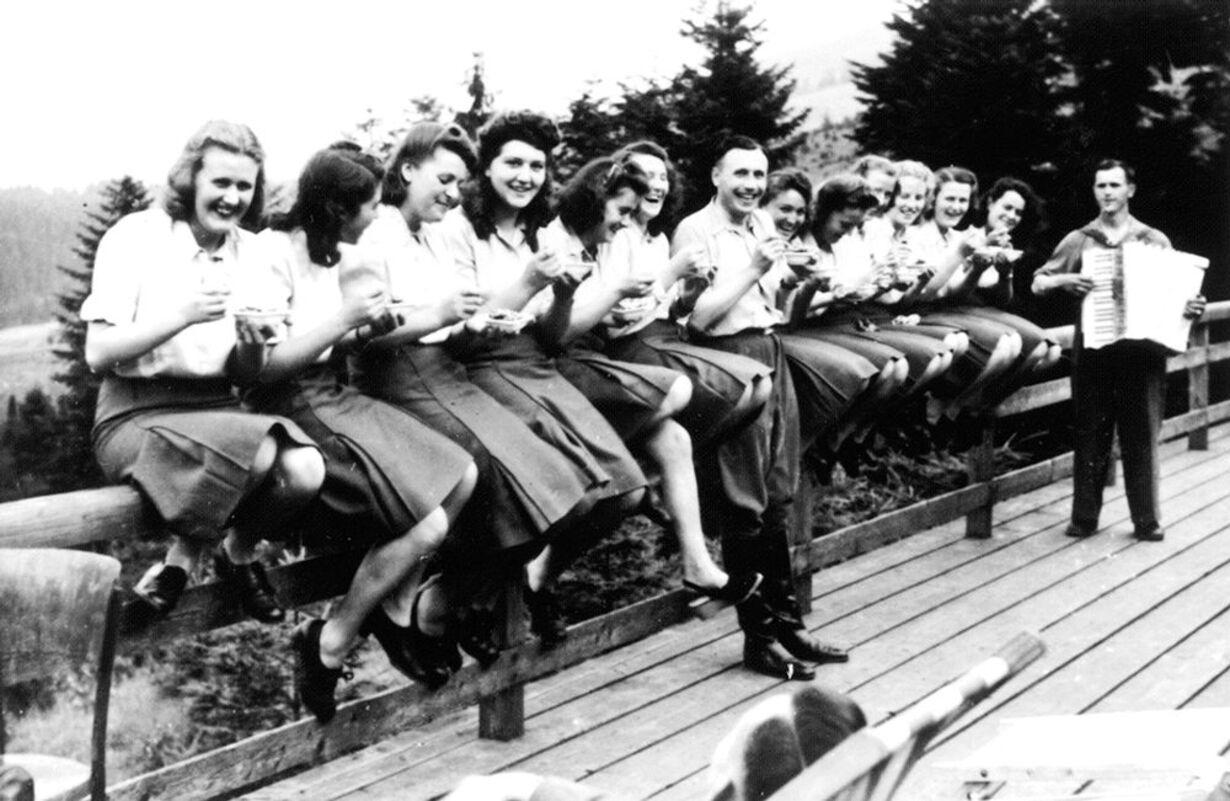 Sjældne billeder fra Auschwitz - 5