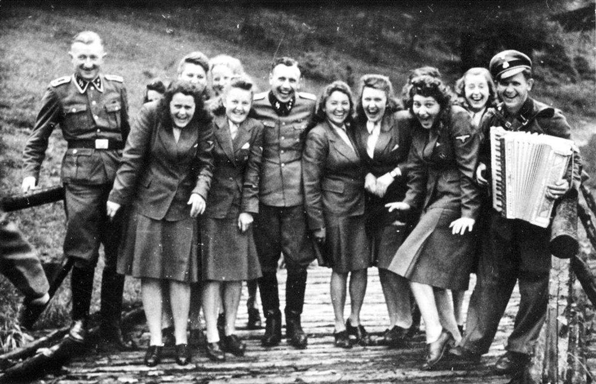 Sjældne billeder fra Auschwitz - 6