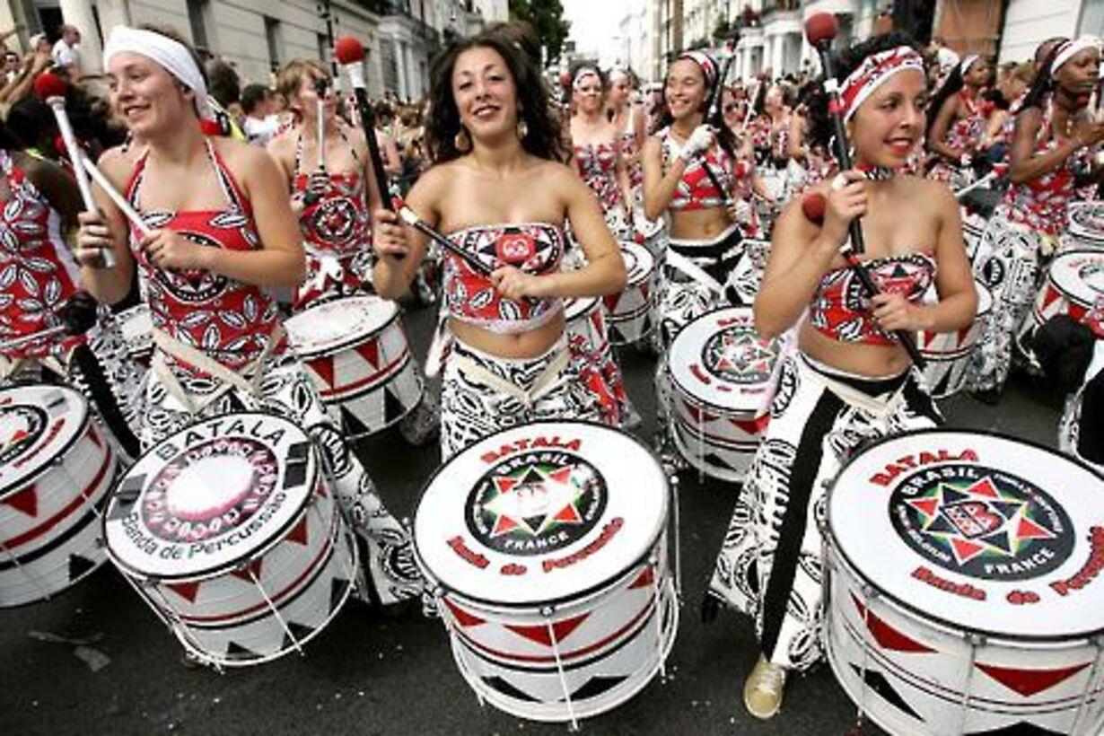 Notting Hill-karneval - 8
