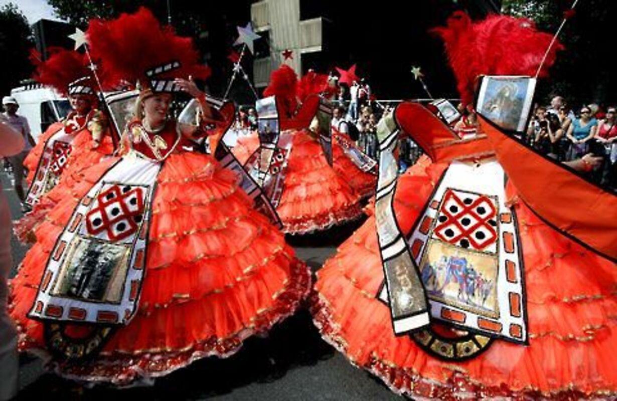 Notting Hill-karneval - 9