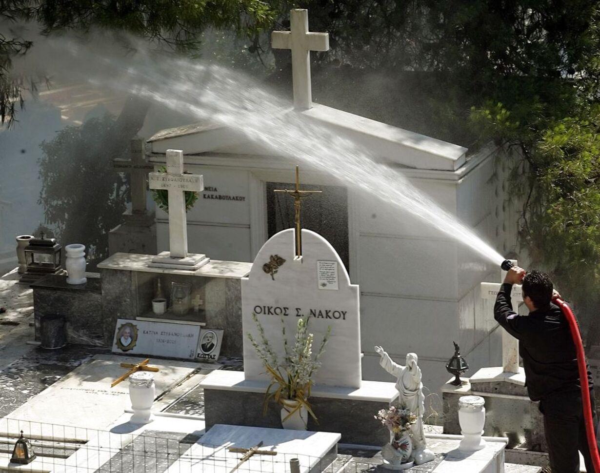 Skovbrande hærger Grækenland - 13