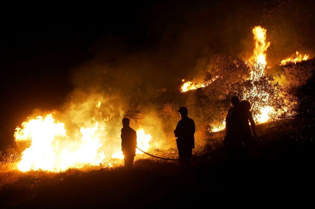 Skovbrande hærger Grækenland - 19