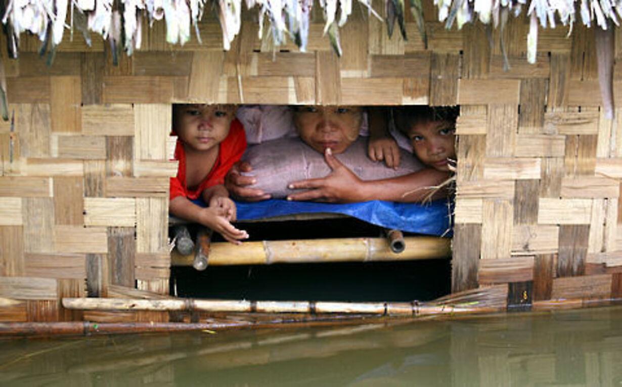 Oversvømmelse i Yangon - 5