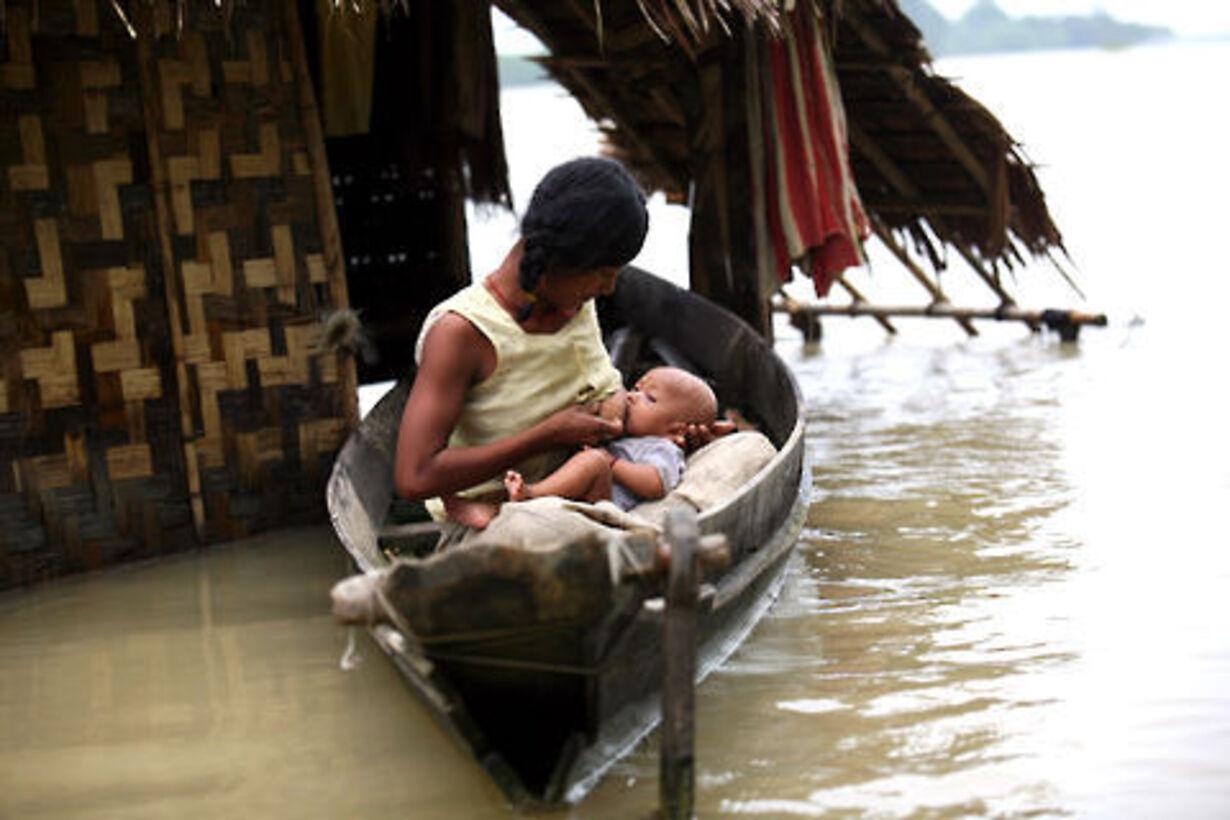 Oversvømmelse i Yangon - 6
