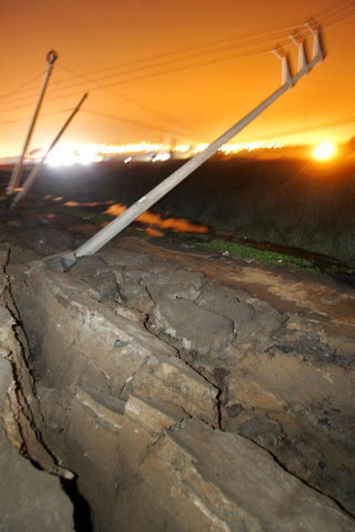 Jordskælvet i Peru - 7