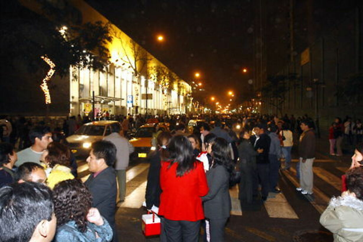 Jordskælvet i Peru - 9