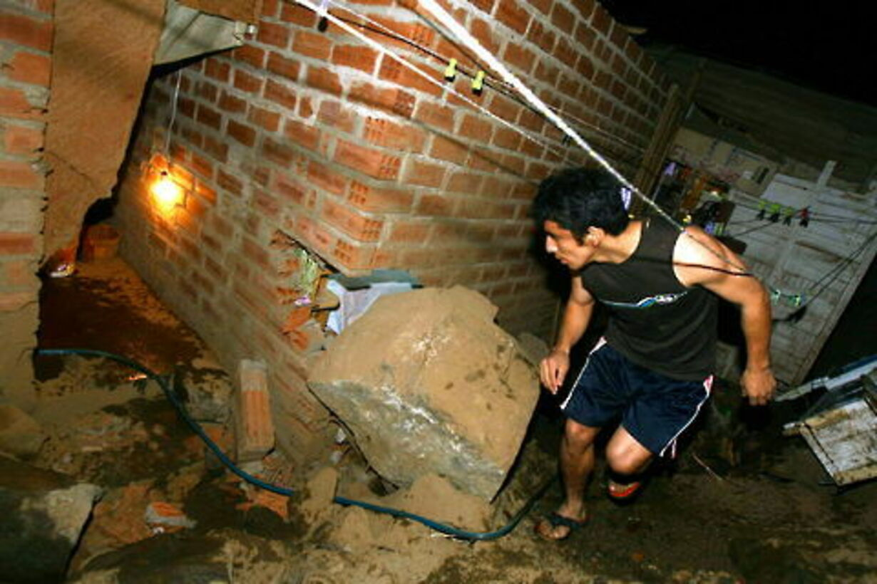 Jordskælvet i Peru - 11