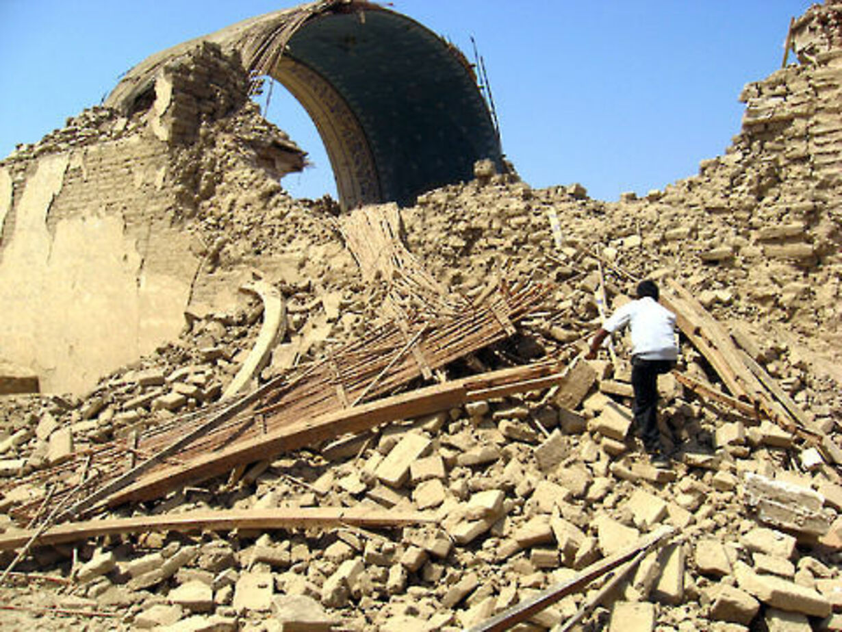 Jordskælvet i Peru - 18