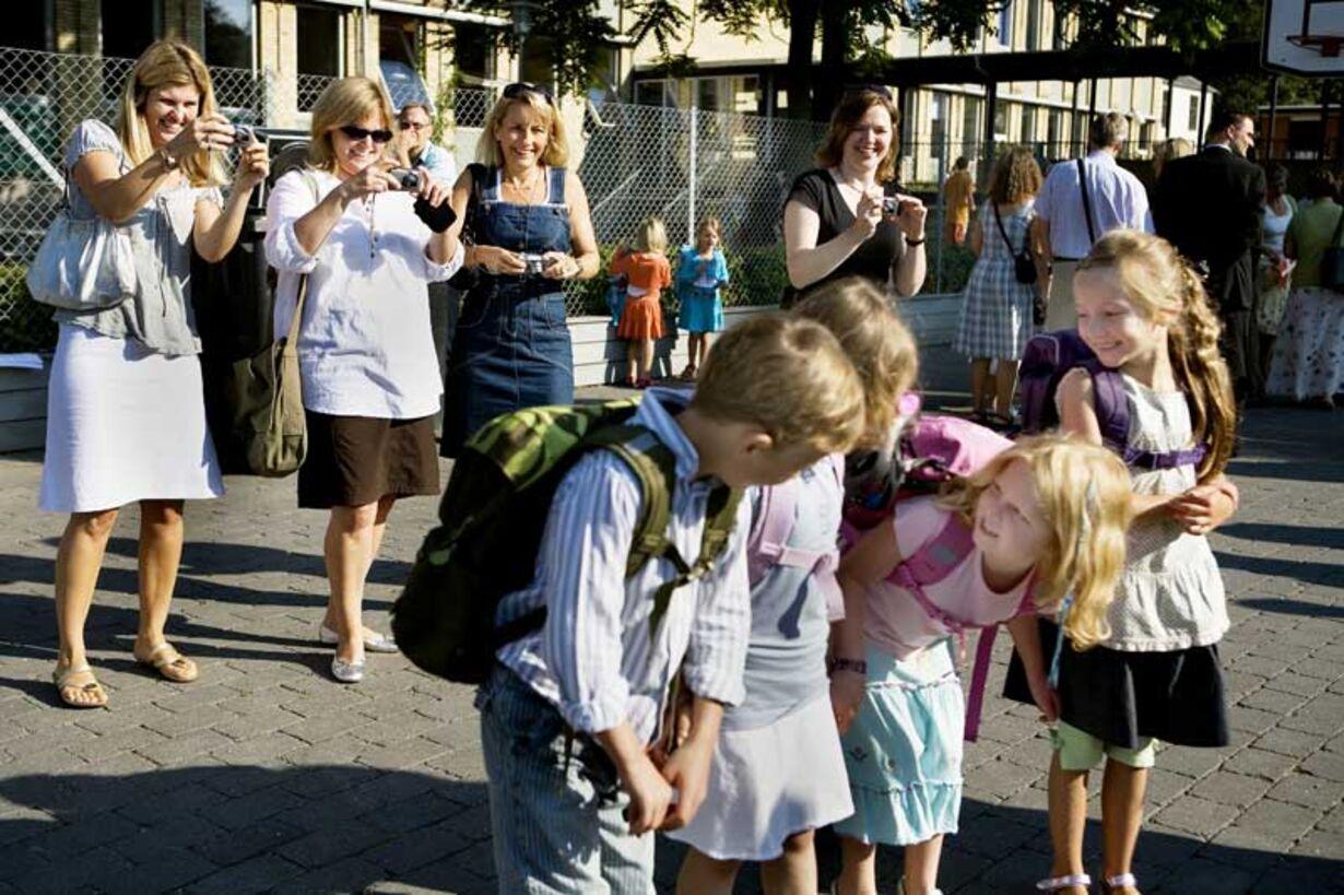 Første skoledag i billeder - 3