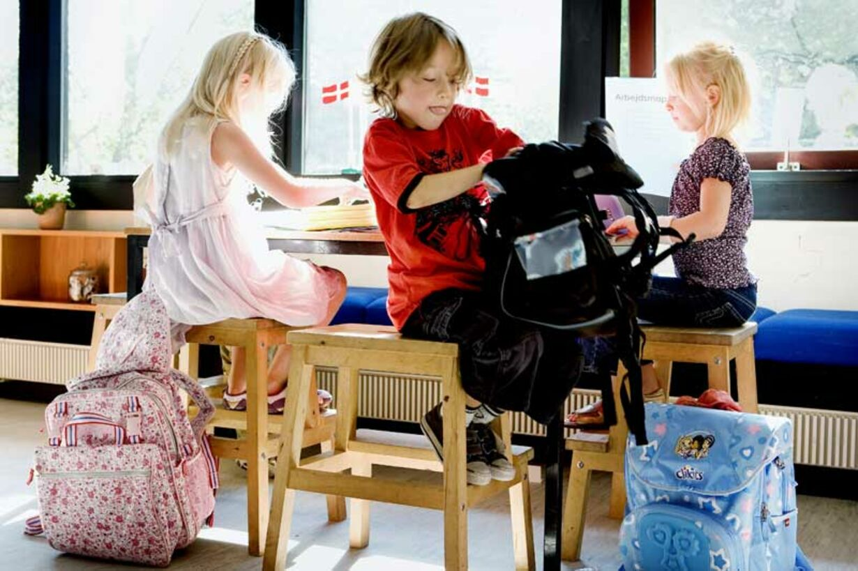 Første skoledag i billeder - 4