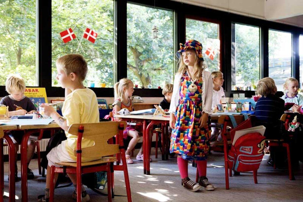 Første skoledag i billeder - 5