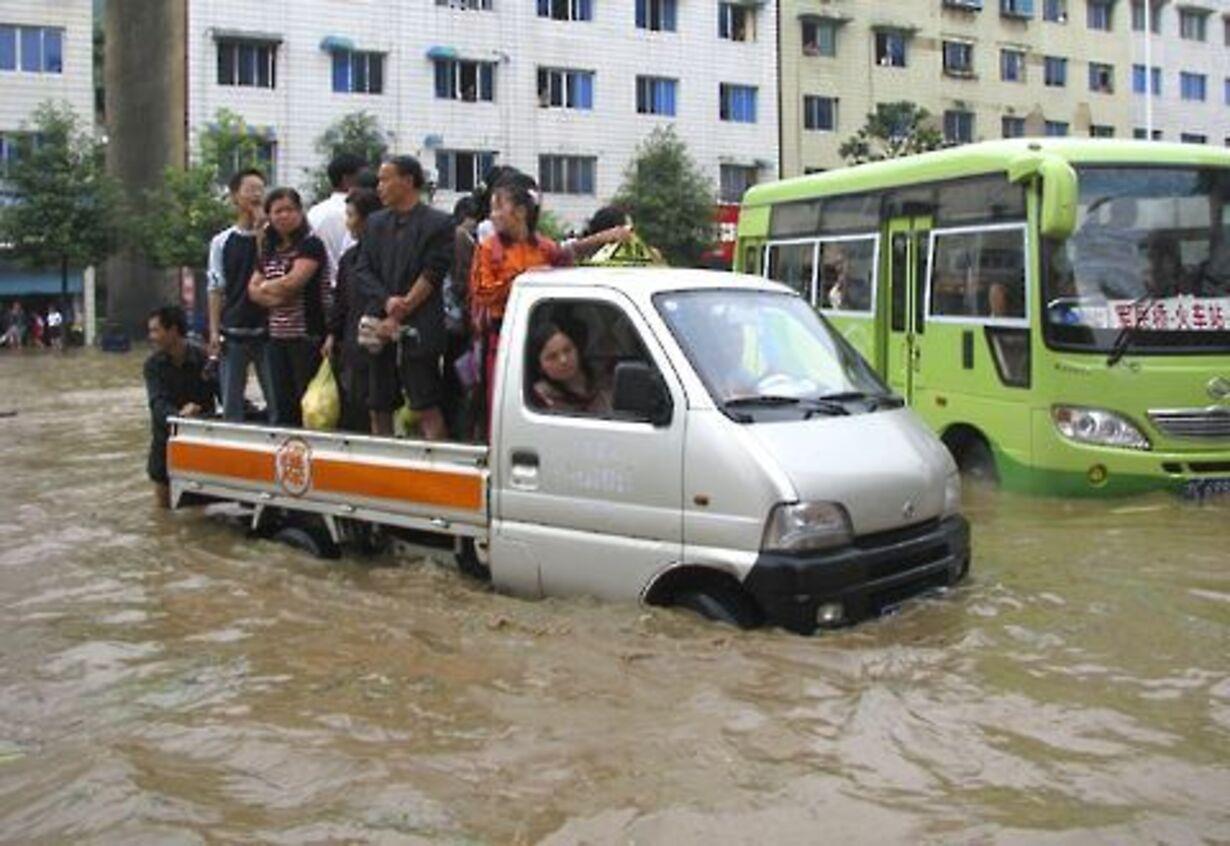Naturkatastrofer verden rundt - 4