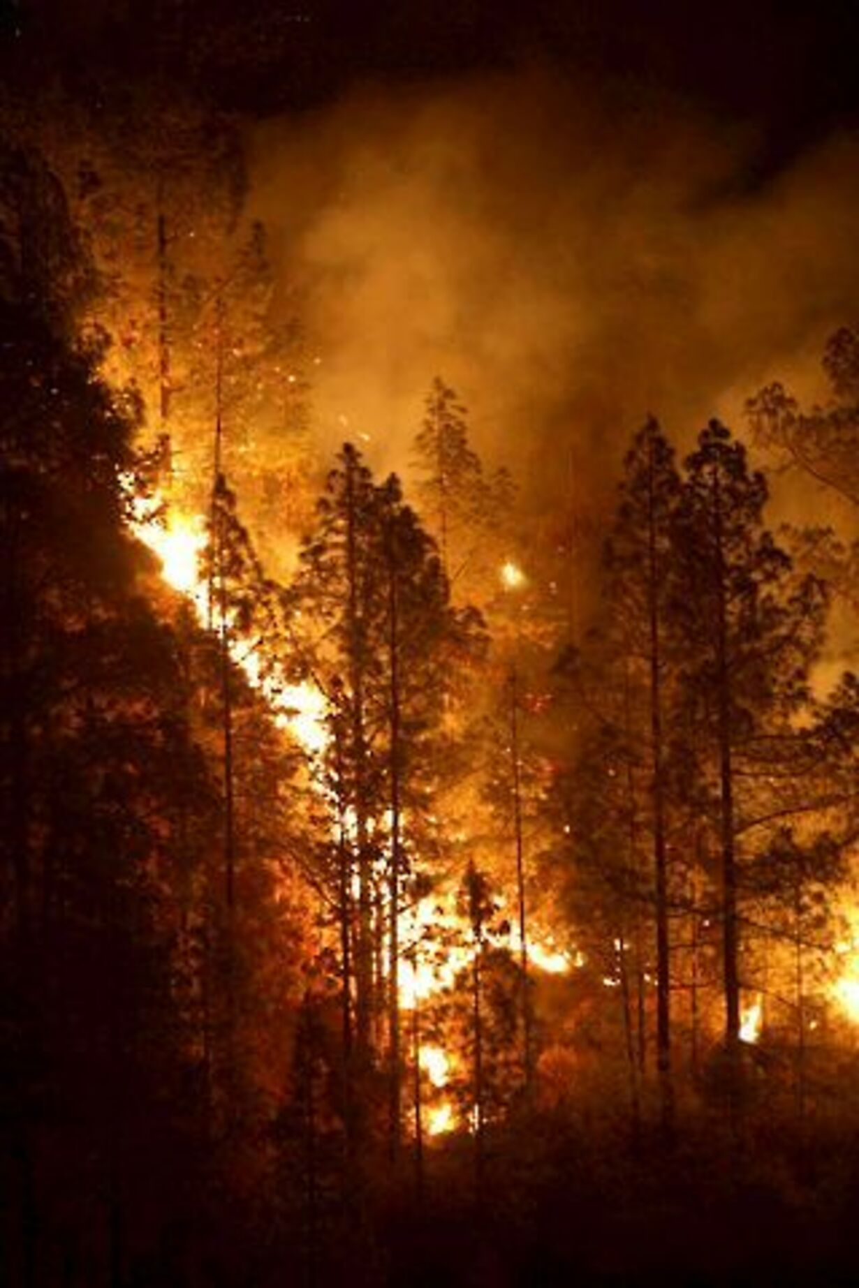Naturkatastrofer verden rundt - 8