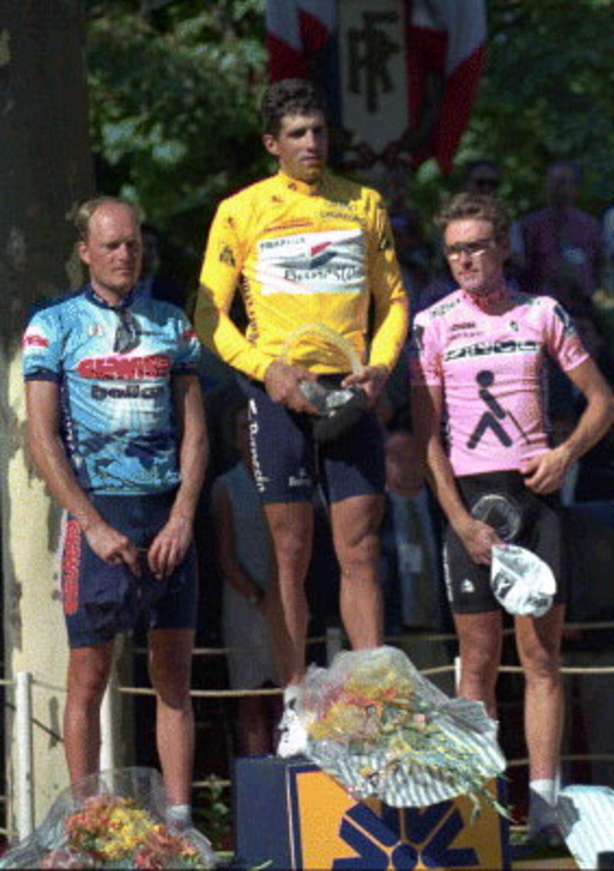 Dopingtilfælde og mistanker - 18