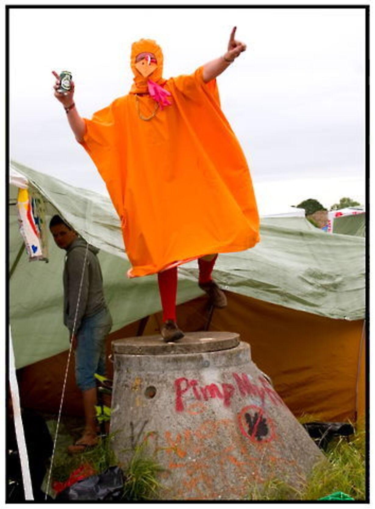 De første dage på Roskilde Festival - 6