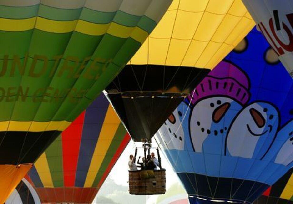 Balloner i luften - 6