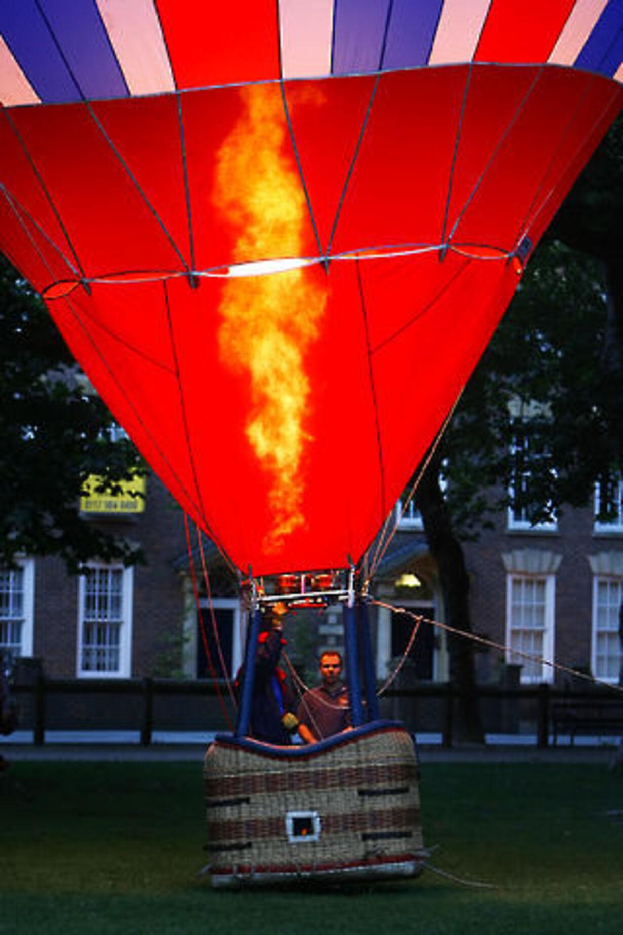 Balloner i luften - 7