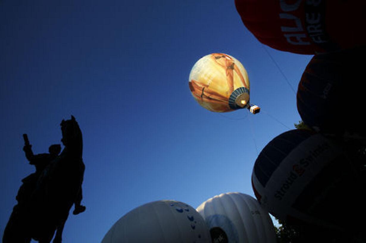Balloner i luften - 8
