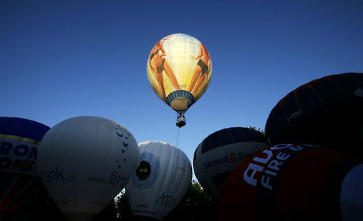 Balloner i luften - 9
