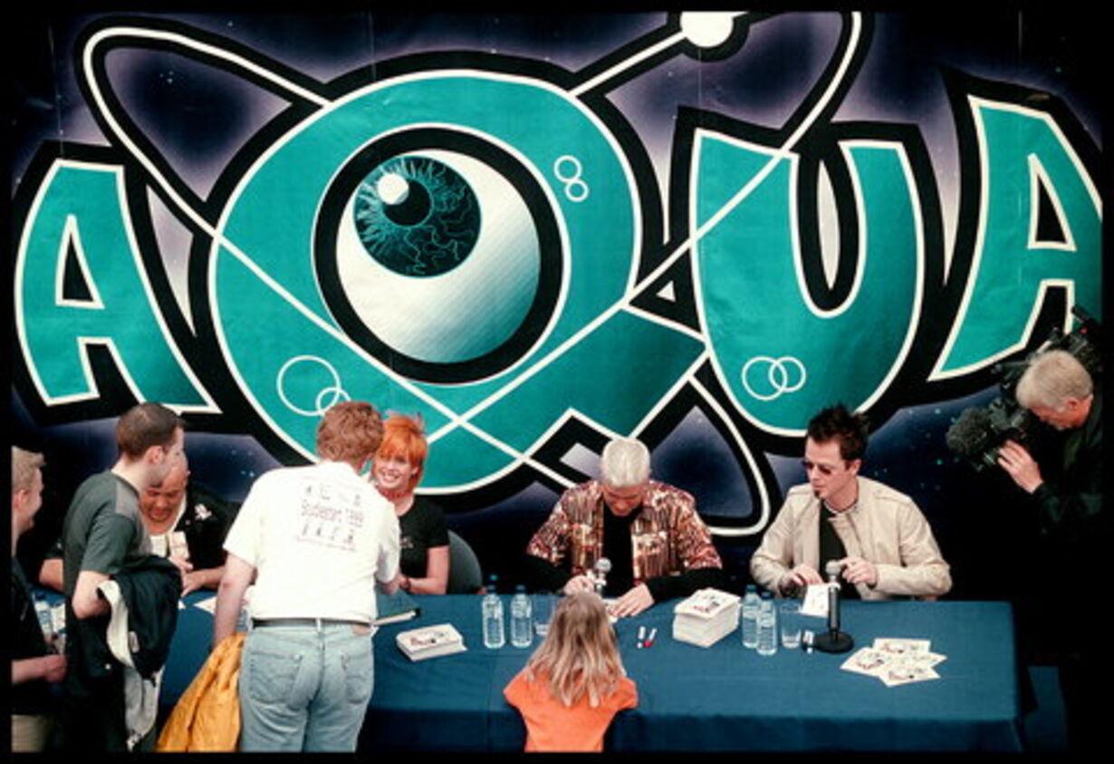 10 år med Aqua - 6
