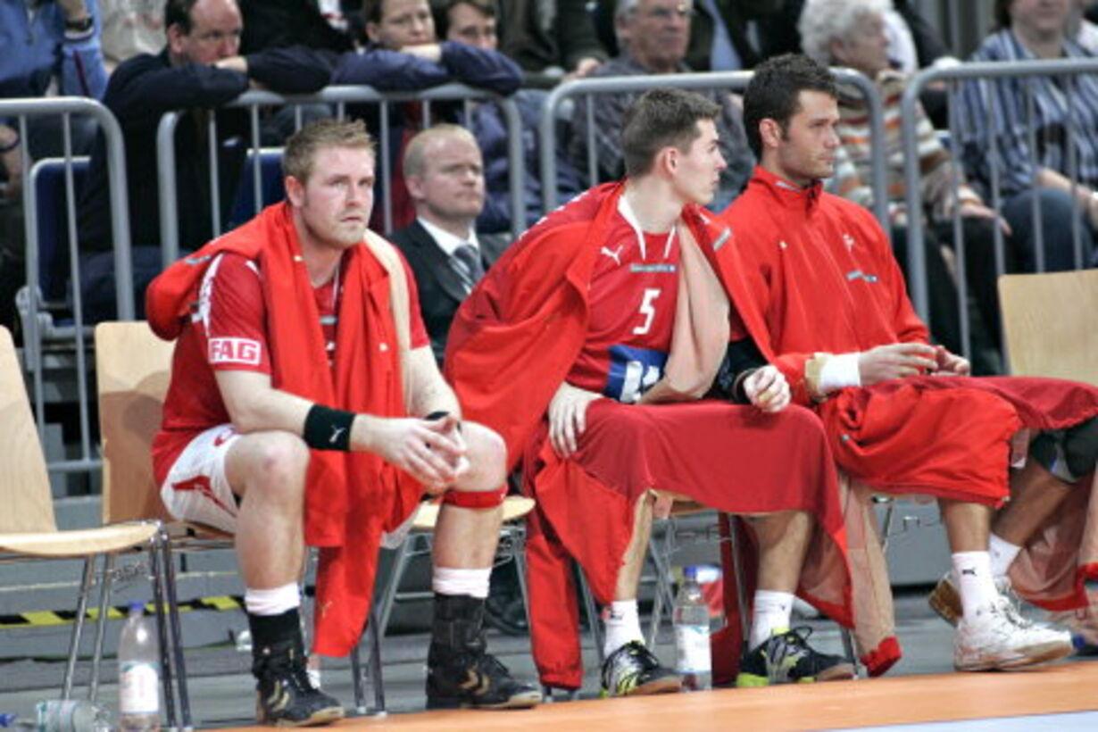 Nederlaget til Kroatien - 3
