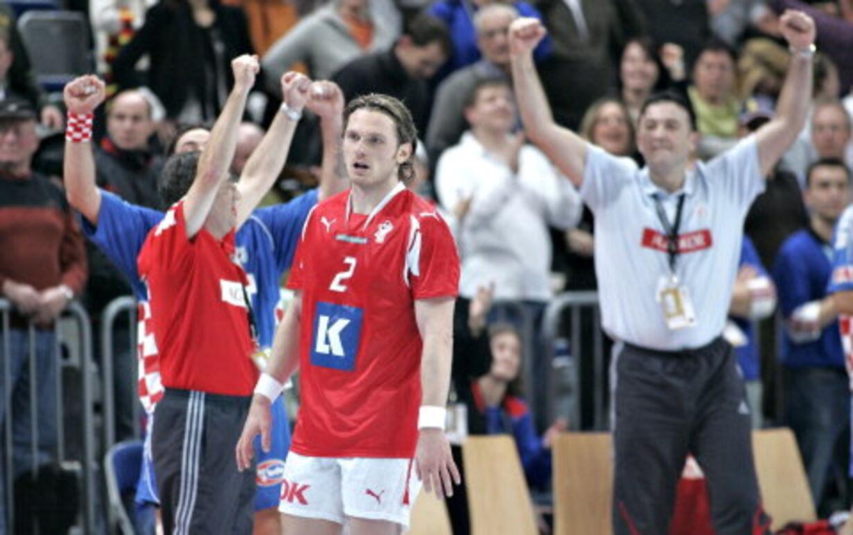 Nederlaget til Kroatien - 6