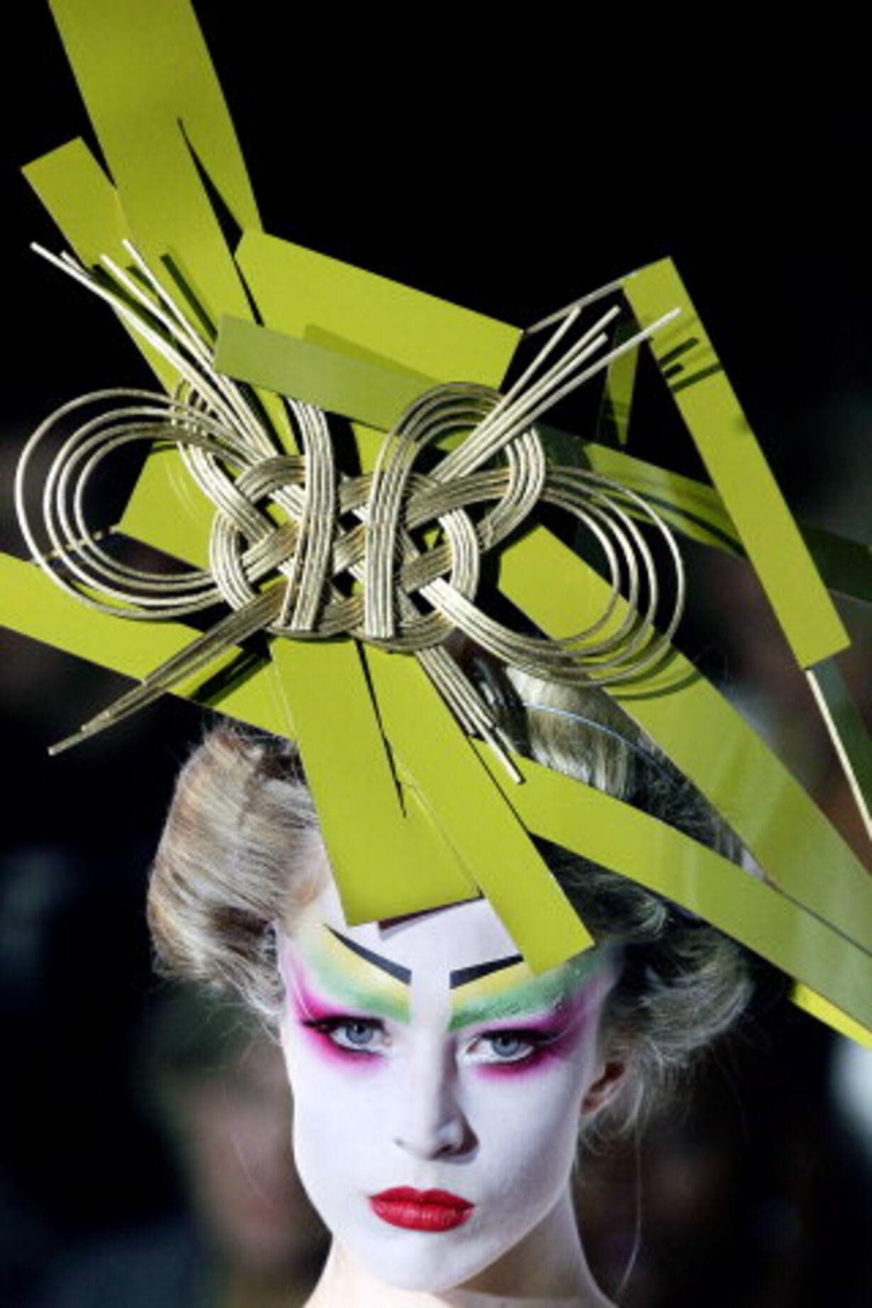 Haute Couture i Paris - 1