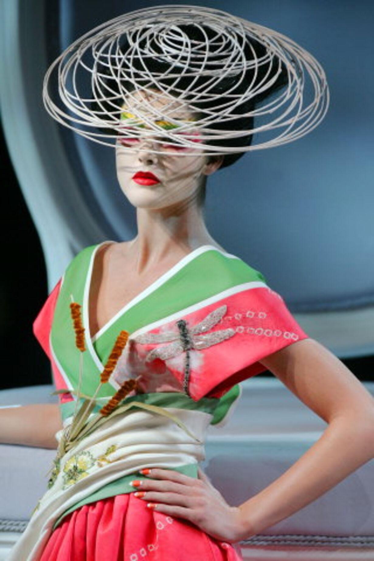 Haute Couture i Paris - 6