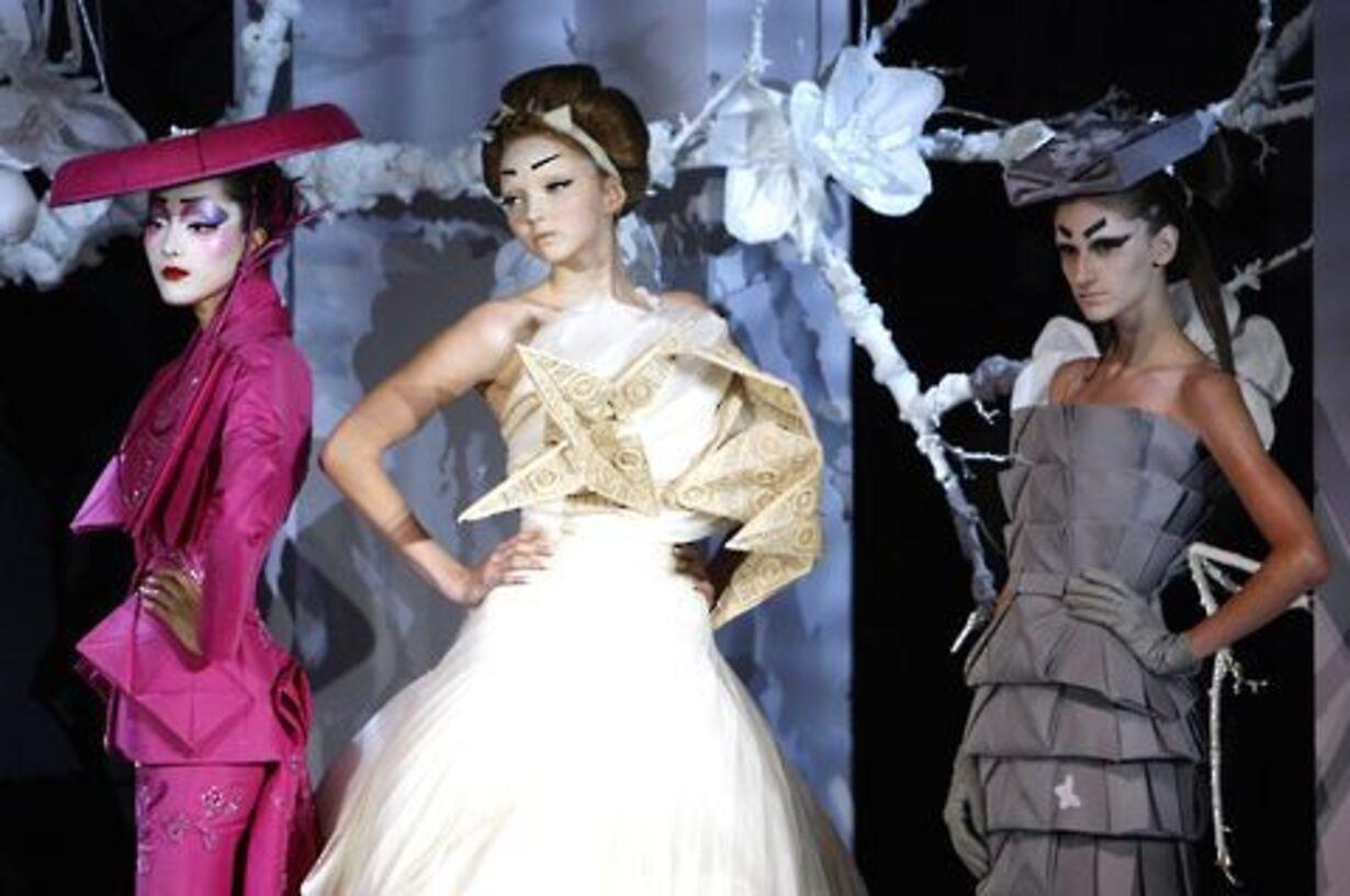 Haute Couture i Paris - 8