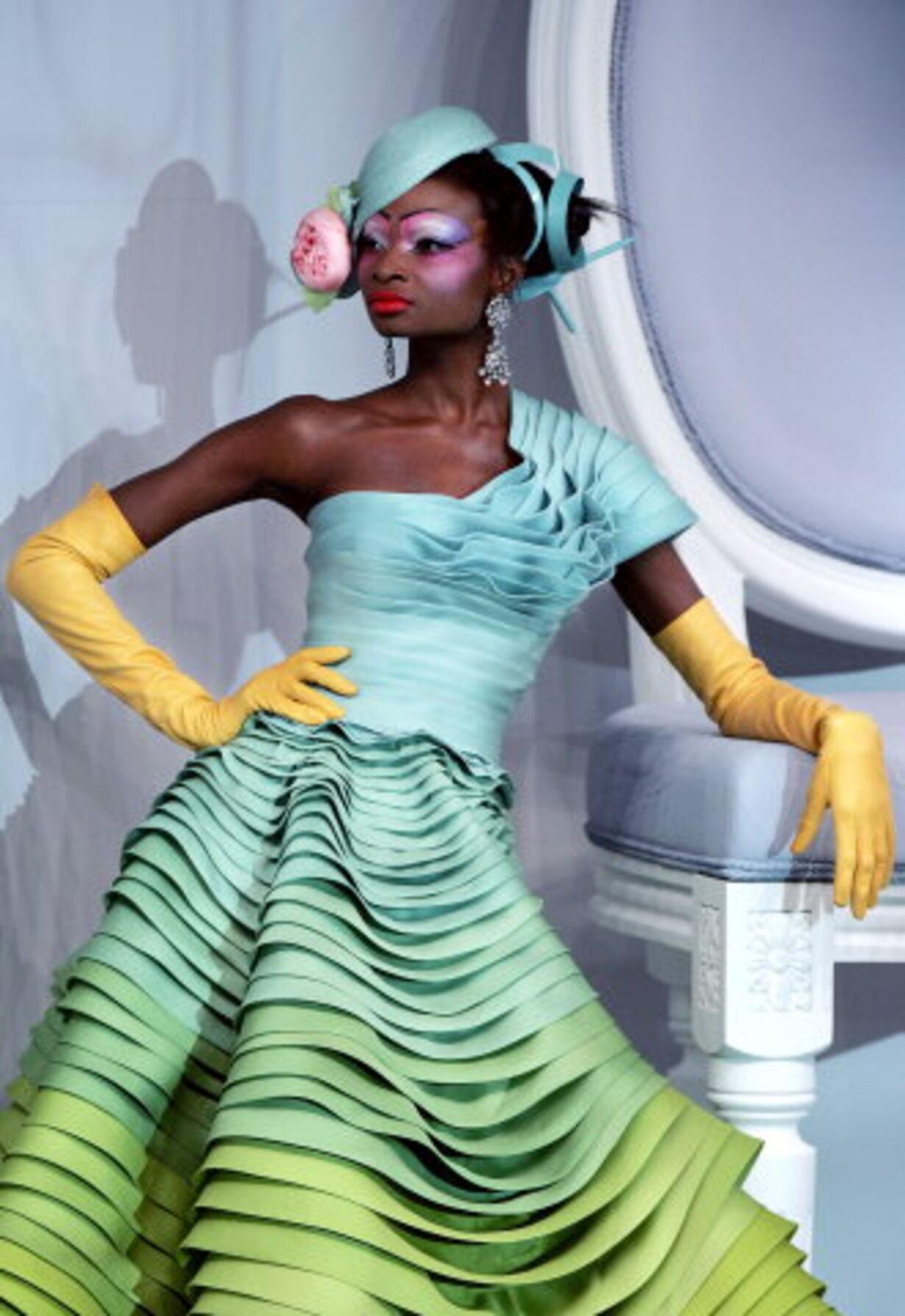 Haute Couture i Paris - 9