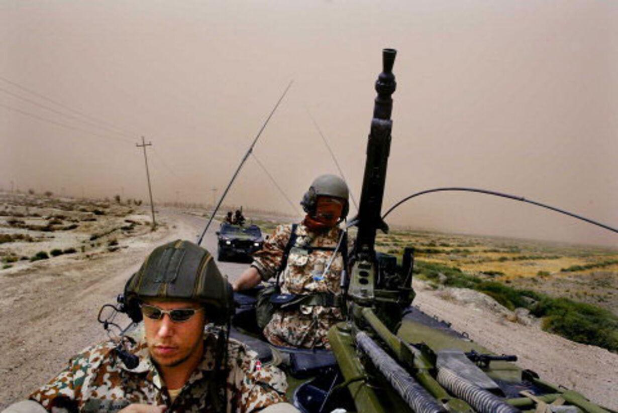 Irak 2003 - 2007 - 1