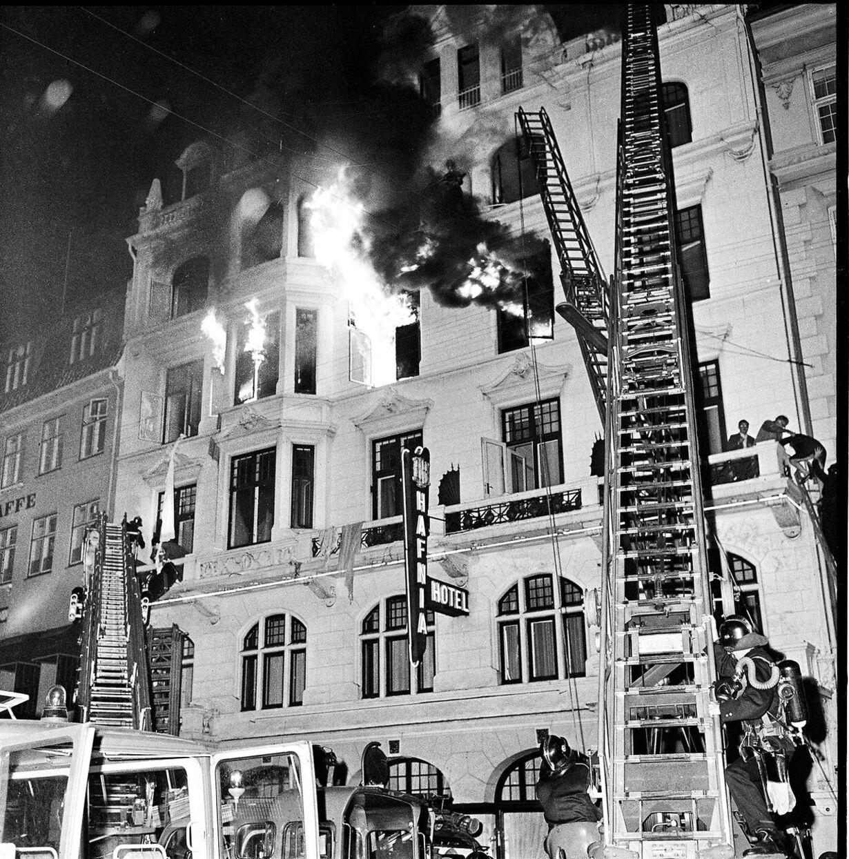 Billeder fra bogen Danske Katastrofer