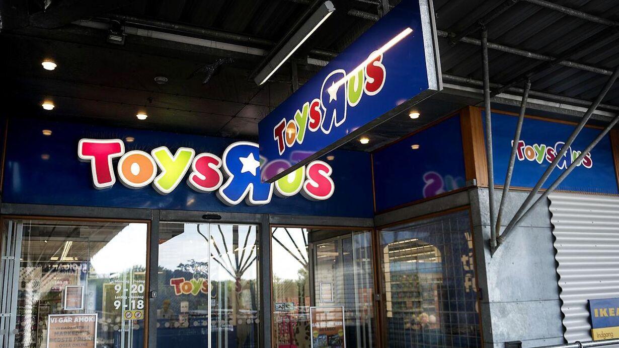 Onsdag: Toys'R'us