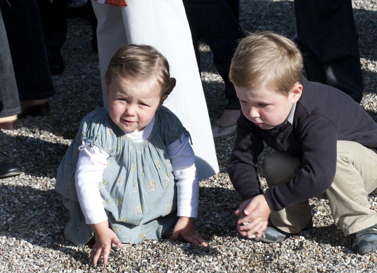 Prins Henriks 75 års fødselsdag.Morgensang