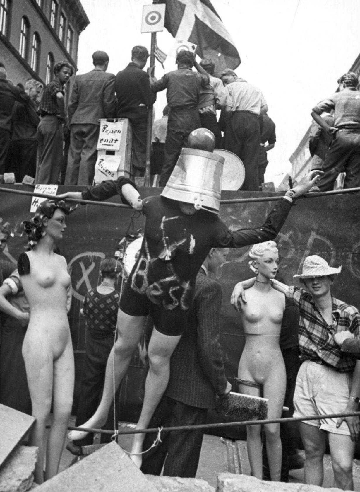 Folkestrejke 1944