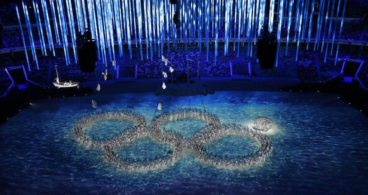 OLYMPICS-CEREMONY/