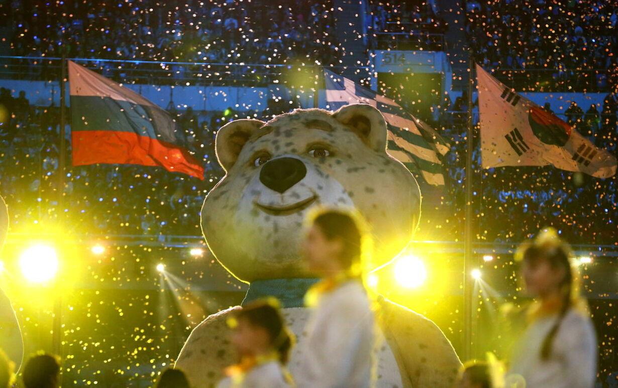 RUSSIA SOCHI 2014 OLYMPIC GAMES