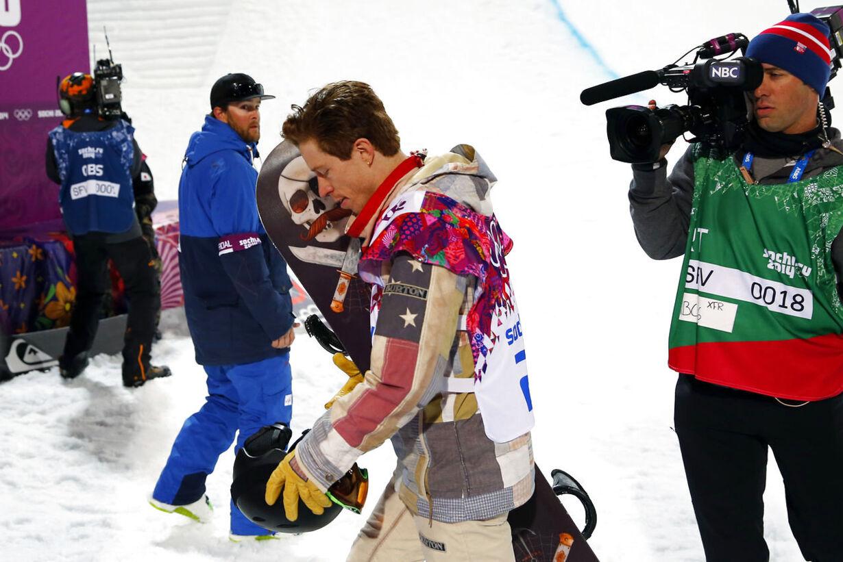 OLYMPICS-SNOWBOARDING