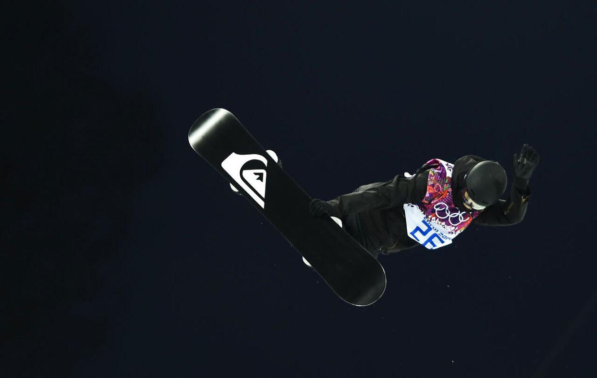 OLYMPICS-SNOWBOARDING/