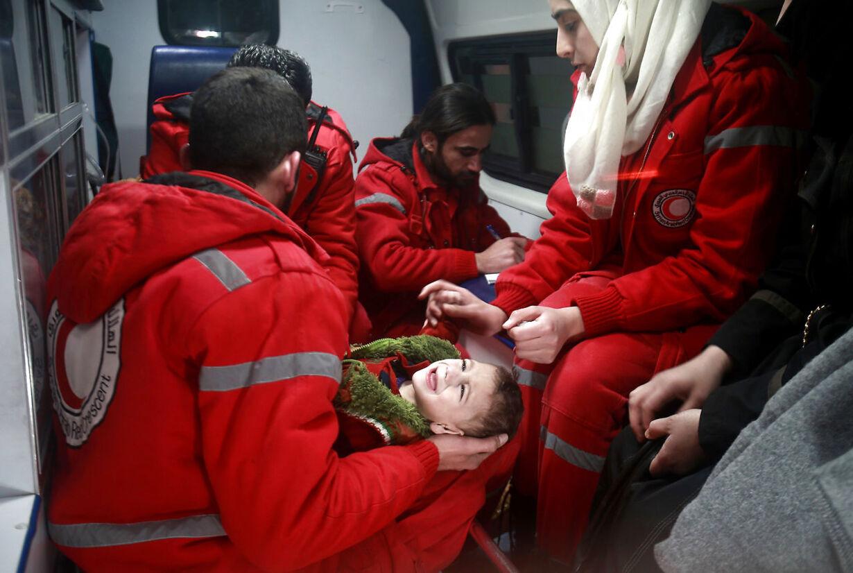 SYRIA-CONFLICT-UN-AID