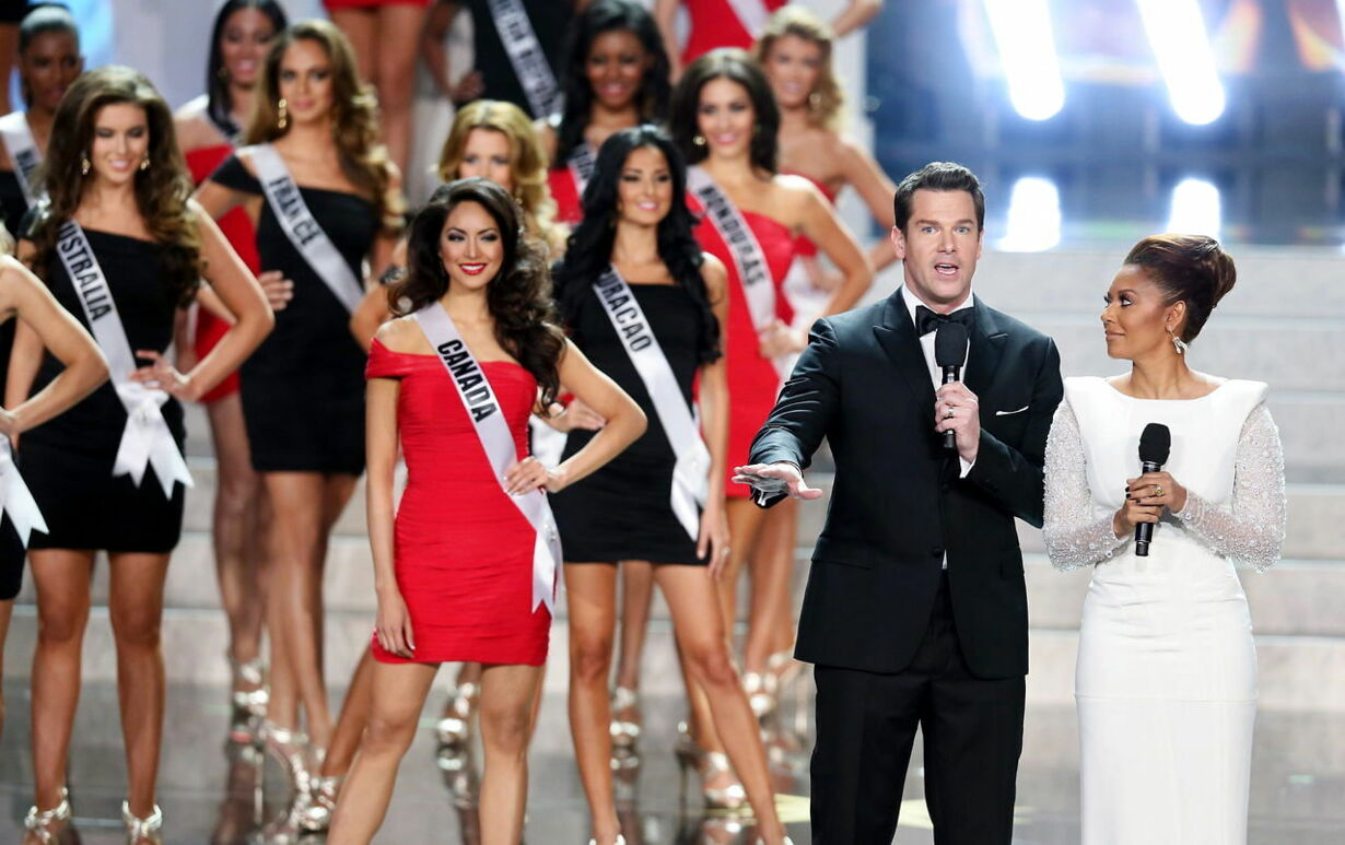 RUSSIA MISS UNIVERSE 2013