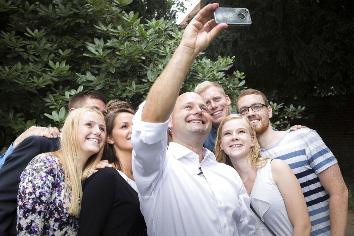 2014 er selfie'en år