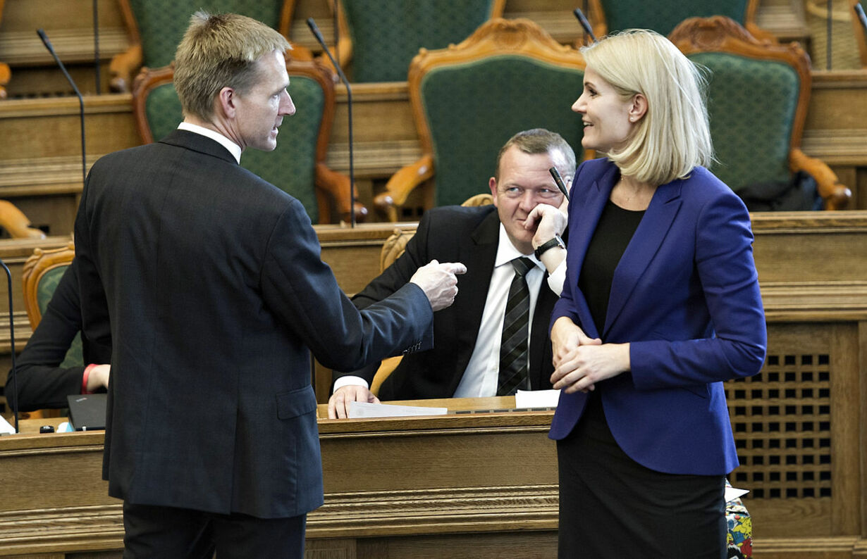 Folketingets åbningsdebat 2014