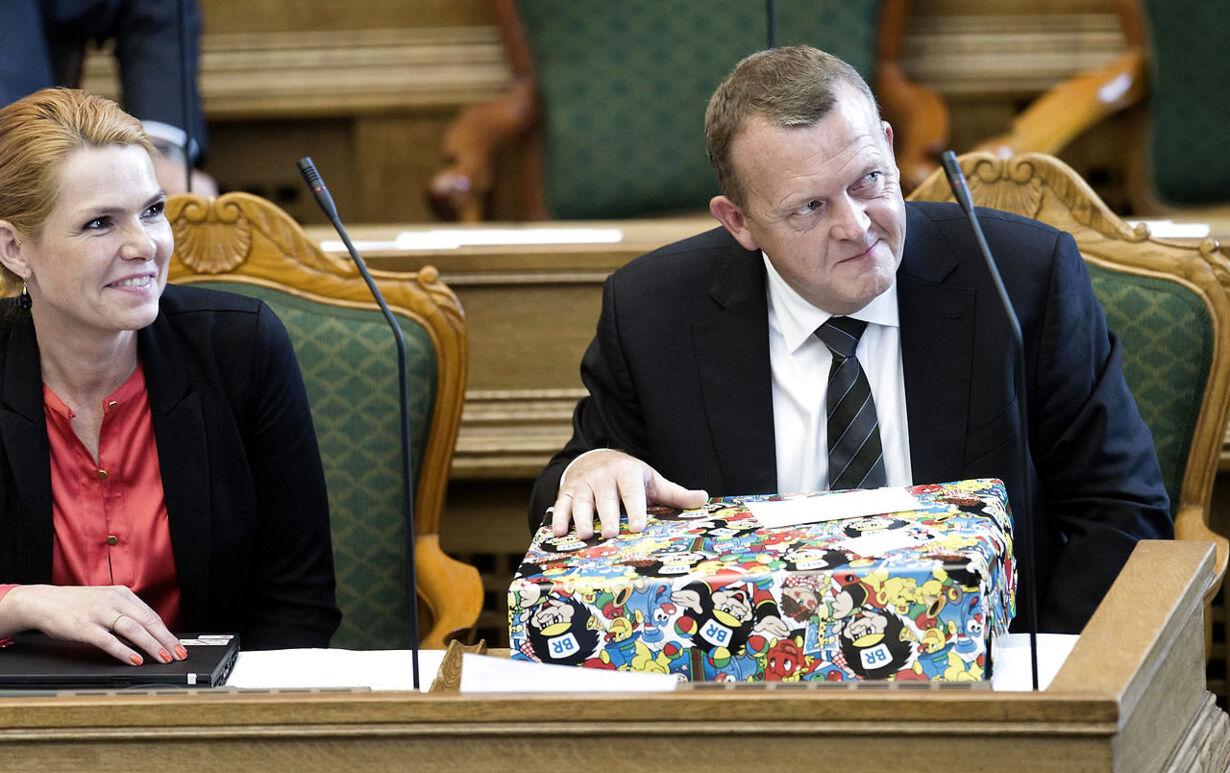 Folketingets åbning 2014 Folketingets åbningsdebat 2014