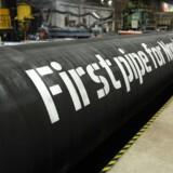 Der skal forhandles med Rusland om reglerne for en ny gasledning gennem Østersøen, mener mindst ti EU-lande, EUs rådsformand og EU-Kommissionen.